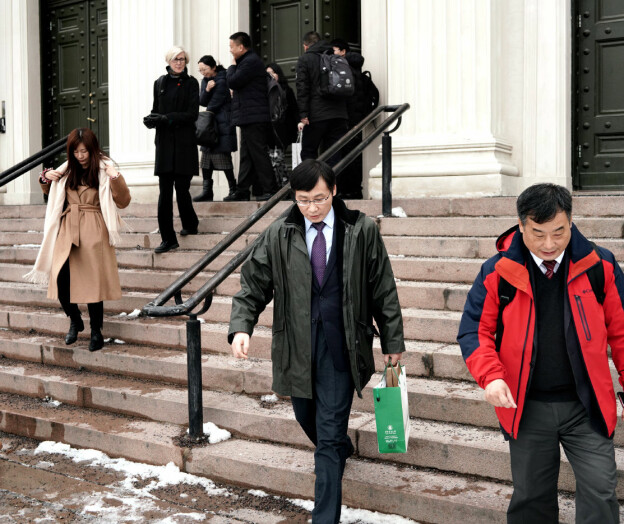 Åtvarar om risiko ved universitetssamarbeid med Kina