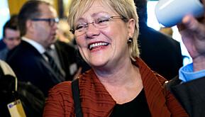 Eks-statsråd Kristin Halvorsen vil kunne være en egnet styreleder ved UiT, mener redaktør.