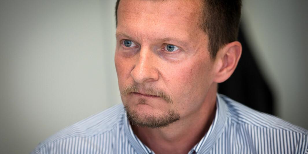 Direktør i NOKUT  Terje Mørland
