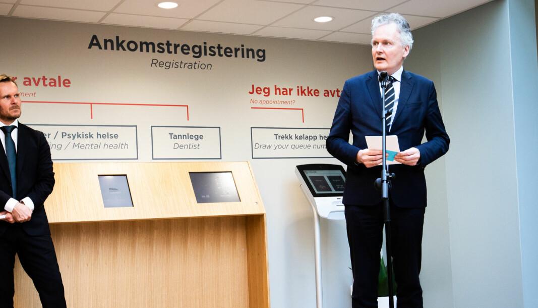 Universitetet i Oslo, med universitetsdirektør Arne Benjaminsen i spissen, kom fredag med en gladmelding til ansatte ved universitetet.