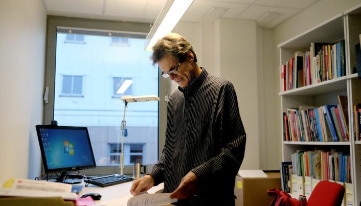 —Et symptom på hvor lite viktig universitetsdemokratiet blir sett på, mener Einar Braathen om OsloMets beslutningsmåter under koronasituasjonen