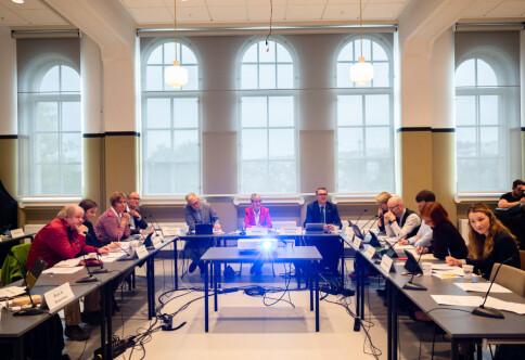 NTNU tilset prorektor i dag og skal lyse ut fleire toppstillingar