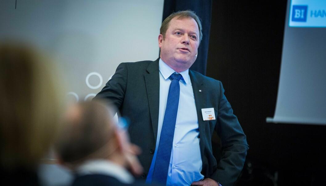 BI-rektor Inge Jan Henjesand har fått klarsignal fra sitt styre om å utvikle et femårig løp for rettsvitenskap ved BI.
