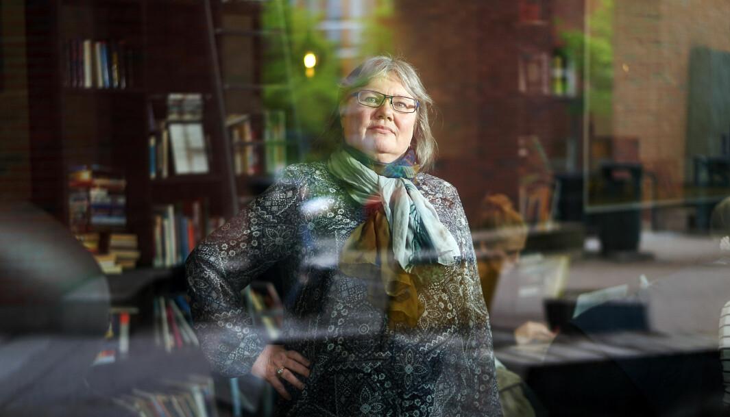 Skikkethetsansvarlig på OsloMet og leder av nasjonalt arbeidsutvalg, Kari Kildahl. I februar kom en ny fagbok på teamet med Kildahl som redaktør.