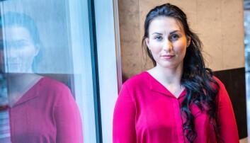 Leder av Norsk Studentorganisasjon, Marte Øien, er positiv til forslagene regjeringen har lagt fram i kompetansereformen.