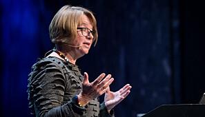 Prorektor for utdanning ved NTNU, Berit Kjeldstad. Foto: Skjalg Bøhmer Vold