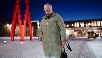 Kathrine Skretting, rektor Høgskolen i Innlandet.