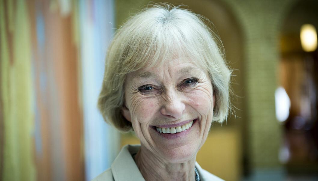 Lisbeth Dyrberg har vært administrerende direktør i SiO siden 1999.