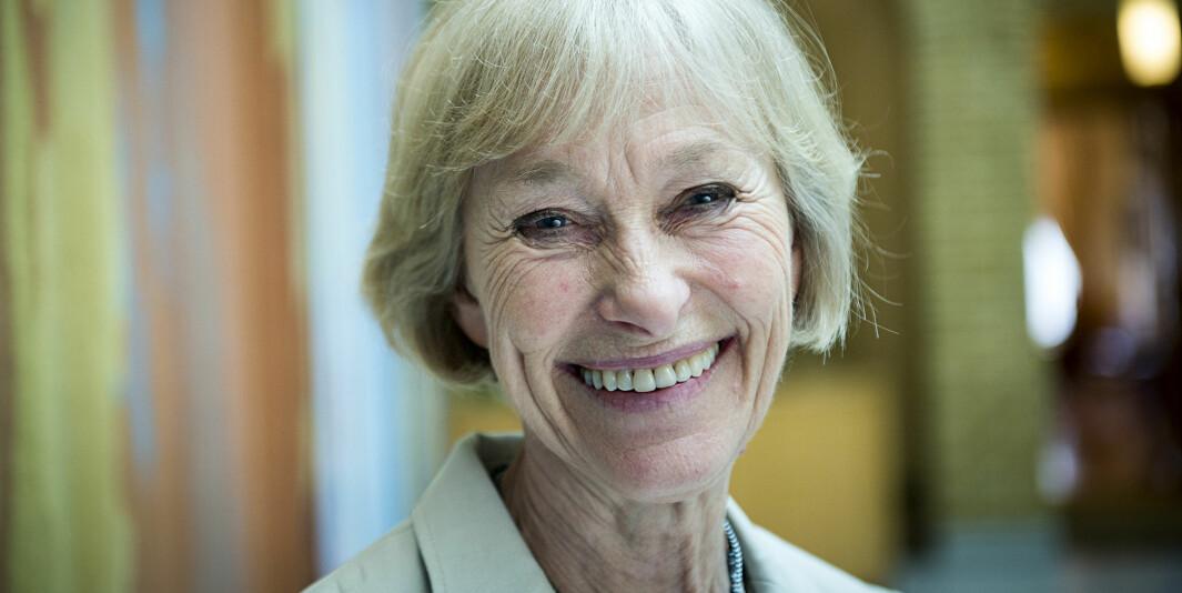 Lisbeth Dyrberg, landets best betalte direktør blant studentsamskipnadene.