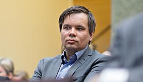 Johan Ailo Kalstad, direktør ved Samisk høskole