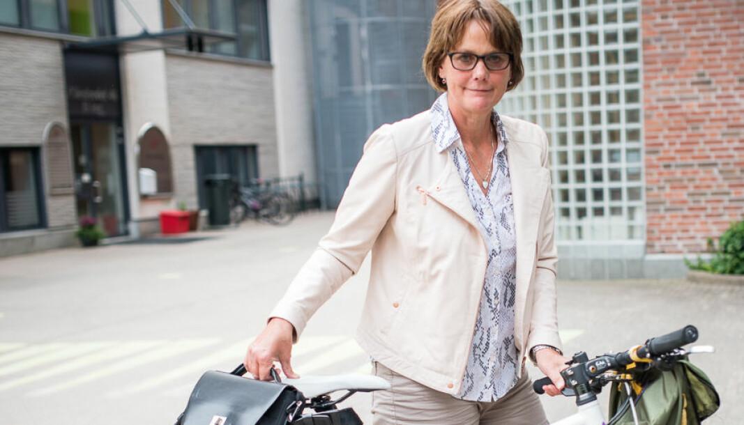 — Dette er noe helt nytt, sier styreleder Trine Syvertsen om måten de skal ansette ny rektor på ved OsloMet i høst.
