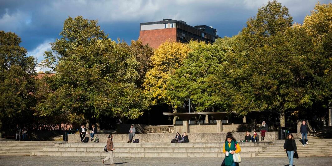 Medisinsk fakultet her ved Universitetet i Oslo lyser ut «korona-stipender».