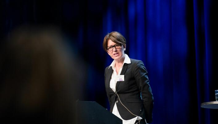 Prorektor for utdanning ved UiT, Wenche Jakobsen.