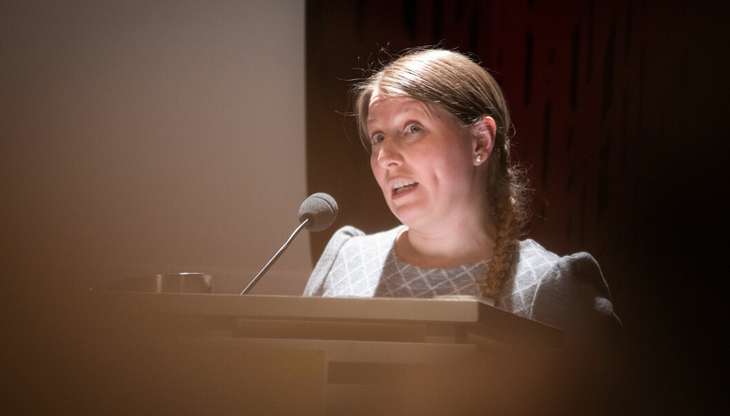 Forhandlingsleder i Unio stat, Guro Elisabeth Lind, trekker frem tre alternativ for veien videre.