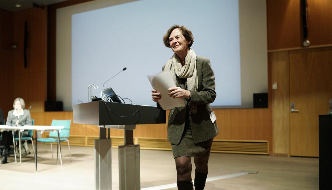 Siri Hatlen er styreleder ved NMBU.