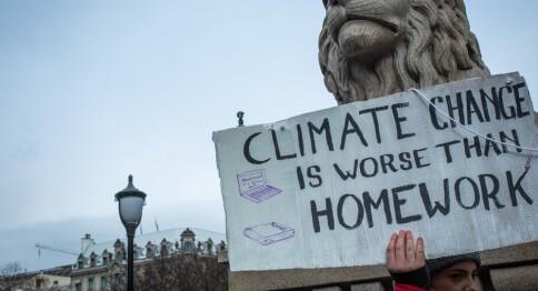Danner global allianse av universiteter for klima