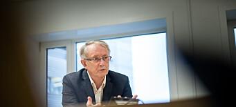 Forskning på dagsorden hos Høgskulen på Vestlandet