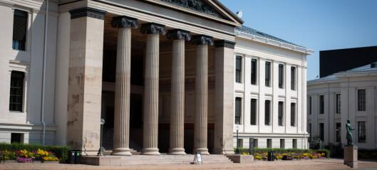 Universitetet i Oslo felt for brudd på likestillings- og diskrimineringsloven