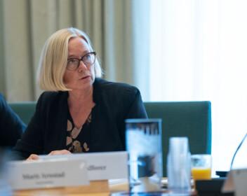 Nedleggelse Nesna høring Stortinget Nord Universitet