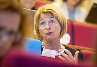 Rektor Husebekk: — Jeg vil ikke slippe saken før den er løst