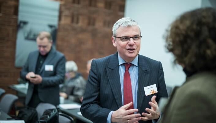 Diku-direktør Harald Nybølet seier at prosjekta som har fått støtte skal heve heile studieprogram eller emnegrupper.