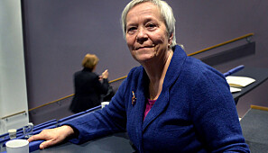 Rektor Kathrine Skretting ved Høgskolen i Innlandet. Foto: Maja Lindseth