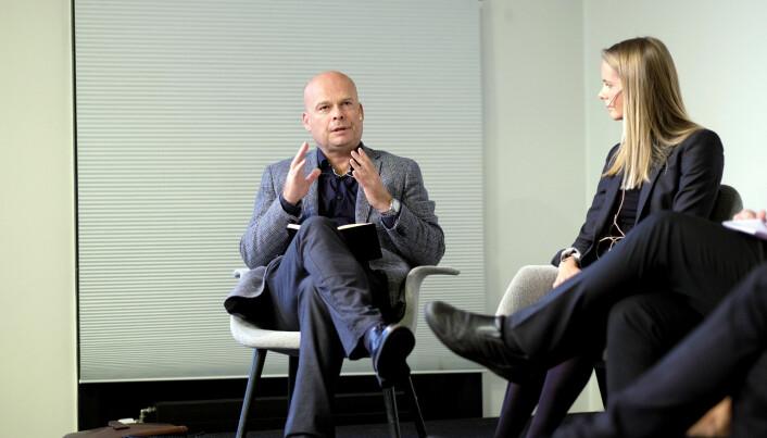 Professor i økonomisk historie ved UiO, Einar Lie, mener klageren har misforstått Smith-Solbakkens forskning.