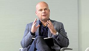 Historie-professor Einar Lie ledet arbeidet med rapporten, som nå er på høring. Foto: Ketil Blom Haugstulen