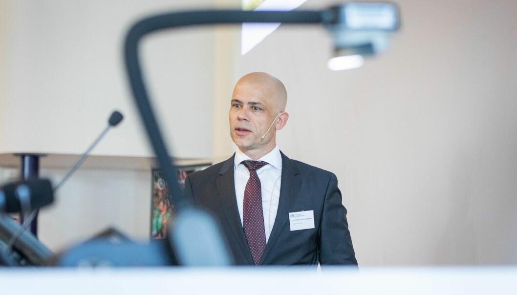 Lars-Petter Jelness-Jørgensen mener at Studiebarometeret ikke måler studiekvalitet, eller i hvert fall bare et aspekt ved kvalitet