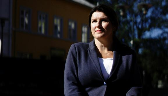 Leder for Akademikerne, Kari Sollien.
