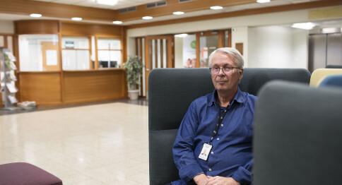 Sigbjørn Sødal har muligheten til å endre NLA innenfra