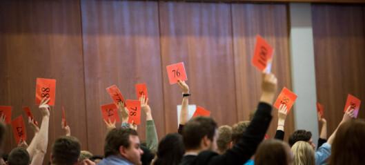Flere varsler mot studenttopper. Henlagt på kort tid