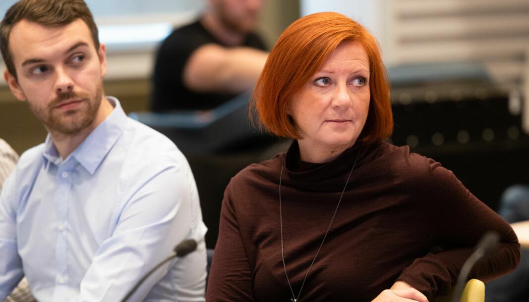 Seniorrådgiver Kjersti Møller, styremedlem NTNU, er skeptisk til anonyme varsler.