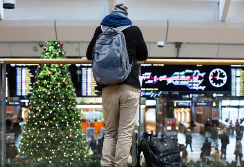 Hjem til jul? Disse reglene og rådene gjelder for deg