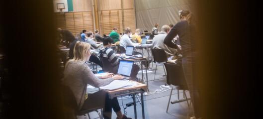 90 prosent av studentene fikk toppkarakter