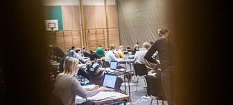 Forsker vil stryke eksamenskarakterer fra vitnemålene