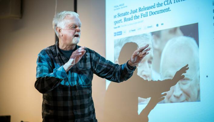 — Under normale omstende skulle Assange bli sett fri, seier Rune Ottosen, leiar i varslingsutvalet i Norsk PEN og professor emeritus ved OsloMet.