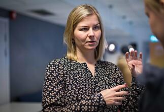 Guri Melby (V) er ny kunnskapsminister