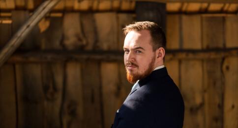 Daniel Hansen Masvik stiller som leder i Norsk studentorganisasjon