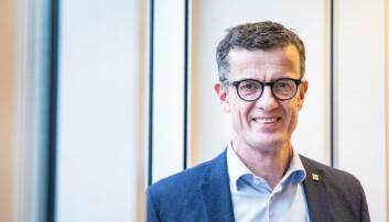 Rektor ved Universitetet i Stavanger, Klaus Mohn.