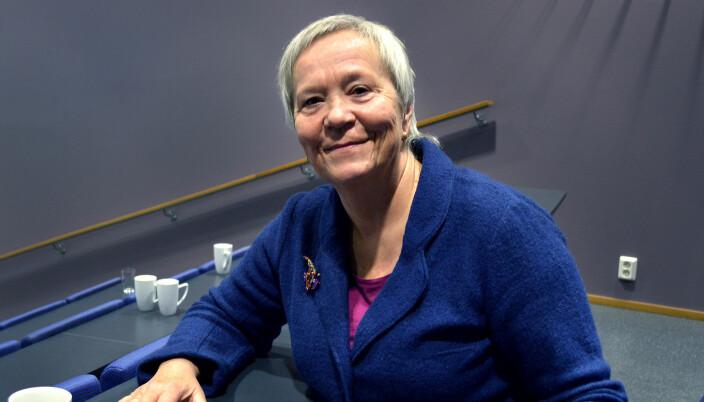 Rektor ved Høgskolen i Innlandet, Kathrine Skretting.