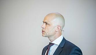 — Læring blir til i fellesskap, seier Lars-Petter Jelsness-Jørgensen