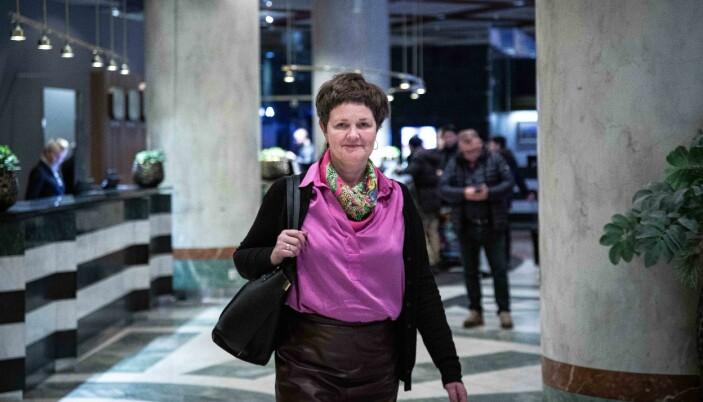 Anne Kristine Børresen, dekan og professor i moderne historie ved NTNU, leder i tillegg Det nasjonale publiseringsutvalget.