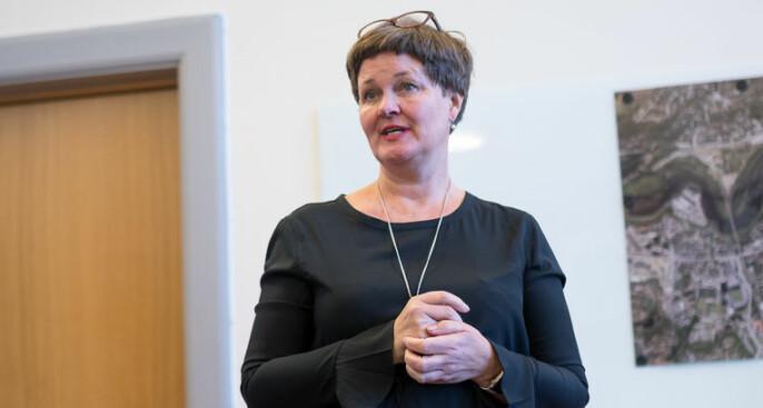 Anne Kristine Børresen, dekan ved Det humanistiske fakultet, NTNU.