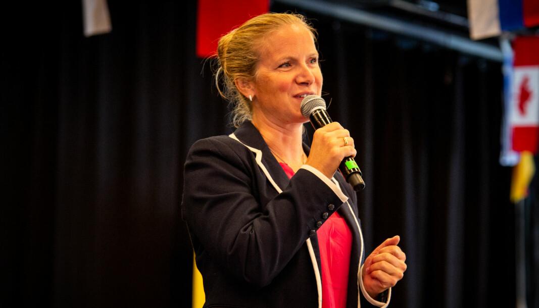 — Bevilgningene til norsk forskning står ikke i forhold samfunnsoppdraget, skriver Mari Sundli Tveit.