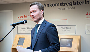 08.04.2019 Direktør i SiO Helse, Trond Morten Trondsen