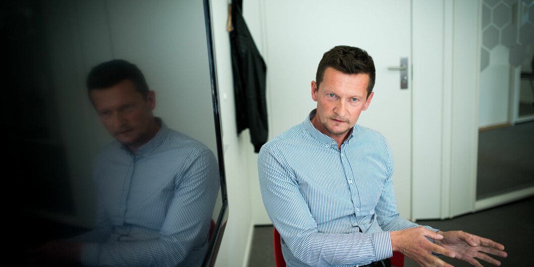 Direktør i Nokut, Terje Mørland. Foto: Skjalg Bøhmer Vold
