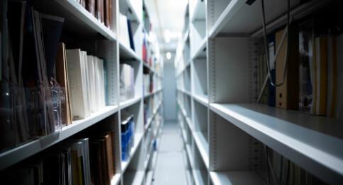 Dessverre ingen tilgang til norske e-fagbøker