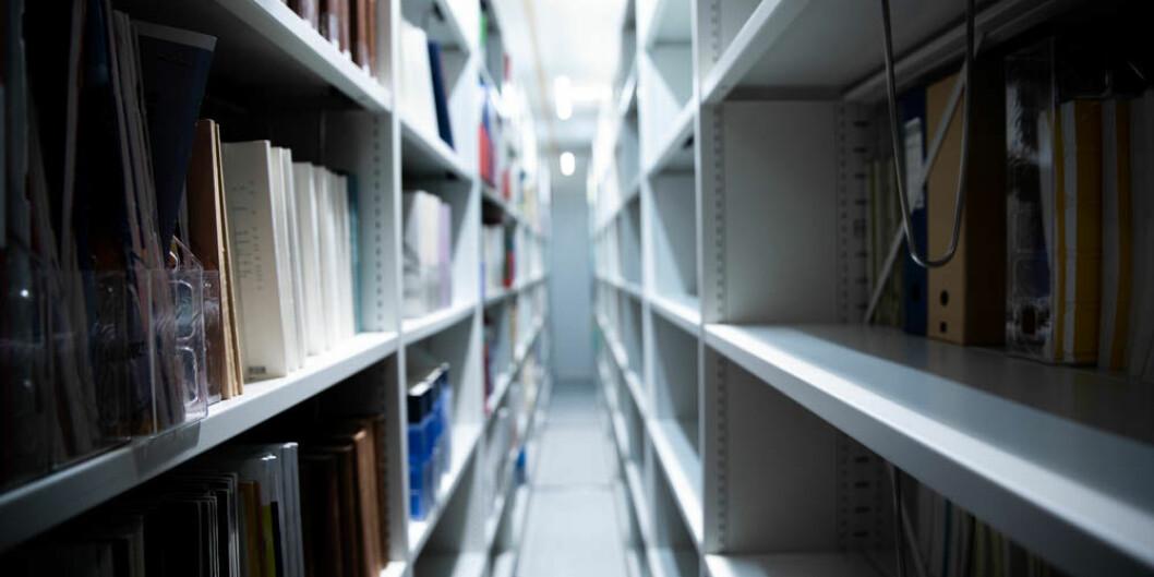 Stengte bibliotek fører til nye utfordringer for studentene.