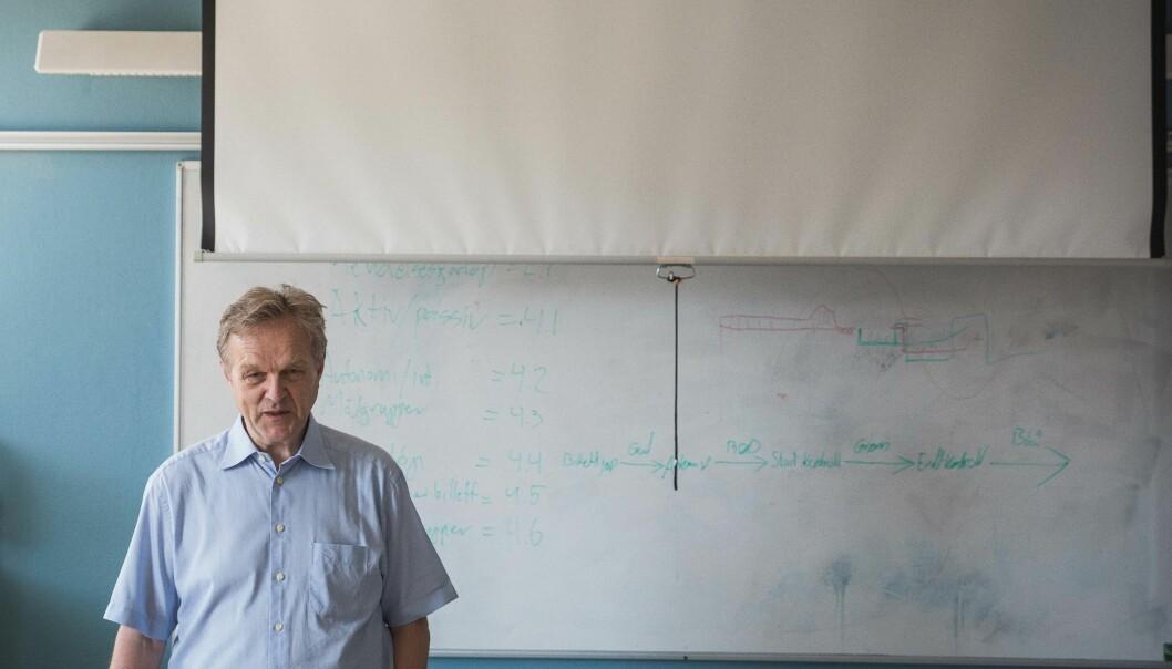 Ingen bør inngå en avtale som innebærer vederlagsfri overdragelse av rettigheter til arbeidsgiver, slik UiT legger opp til, skriver jussprofessor Olav Torvund.